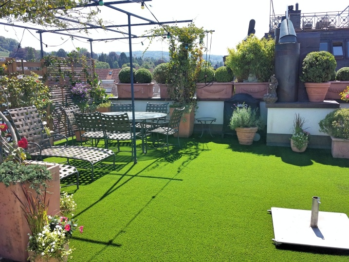 Kunstrasen Für Haus Und Garten